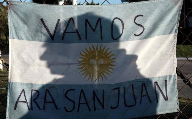 Descartan 'ruidos' del submarino argentino y la búsqueda sigue en punto cero