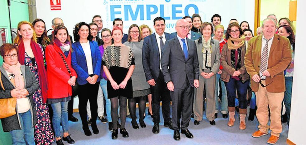 675.000 euros para contratar a 75 jóvenes desempleados