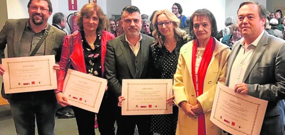 Entregados los premios Libro Murciano del Año