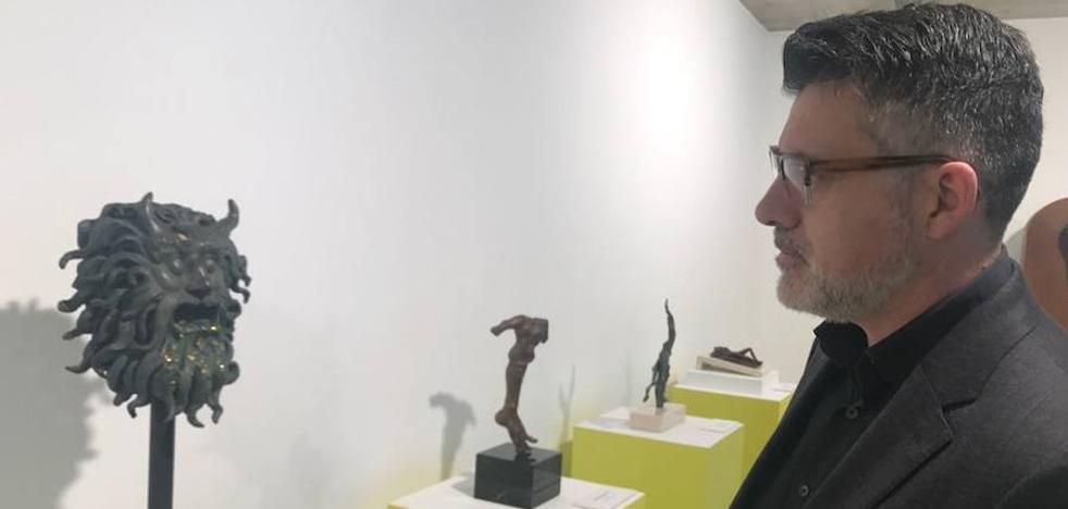 El Muram de Cartagena exhibe una veintena de esculturas de bronce de Salvador Dalí