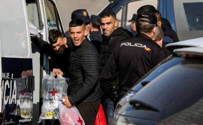 Acnur dice que España debería poder manejar más llegadas de pateras como las de Cartagena