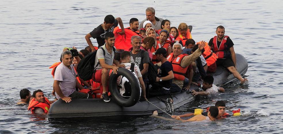 Rescatados 1.100 inmigrantes en el Mediterráneo central