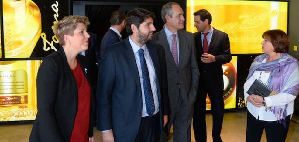 López Miras anuncia una dotación de 8,2 millones para ayudar a pymes