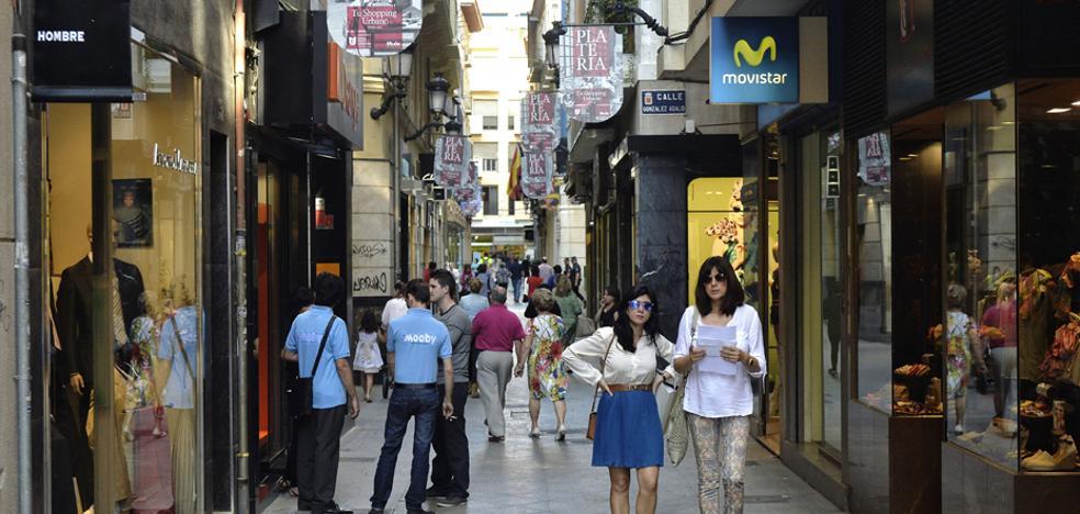 El 'Black Friday' aterriza en Murcia con descuentos de hasta el 70%