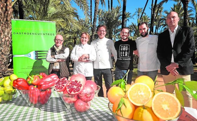 La junta de Santiago y Zaraíche organiza Gastroencuentros