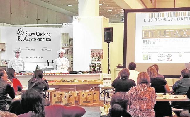Los productos ecológicos de la Región triunfan en BioCultura