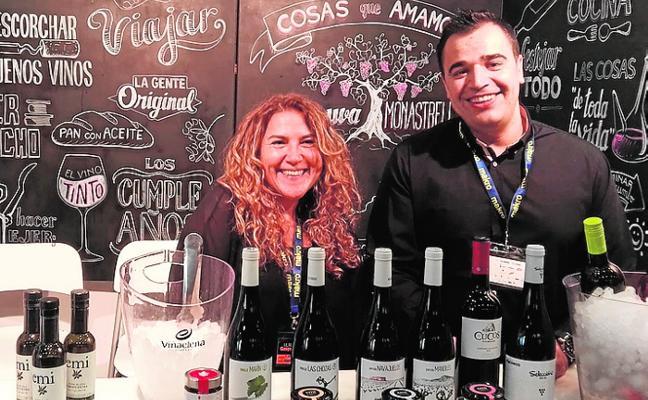 Estilo 'eco' en Murcia Gastronómica