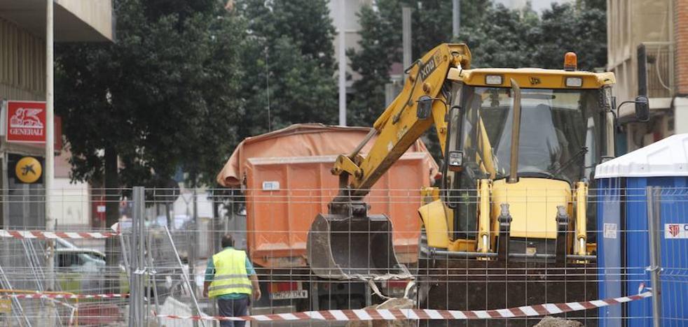 El Gobierno local ha «ejecutado» solo el 28% del presupuesto para obras de este año