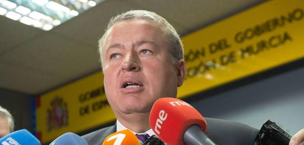 El nuevo delegado del Gobierno tendrá en la ciudad una oficina «permanente»