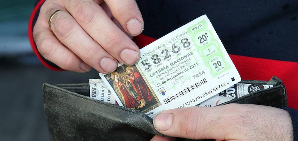 Los premios del Sorteo Extraordinario de la Lotería de Navidad se podrán cobrar hasta el 22 de marzo de 2018