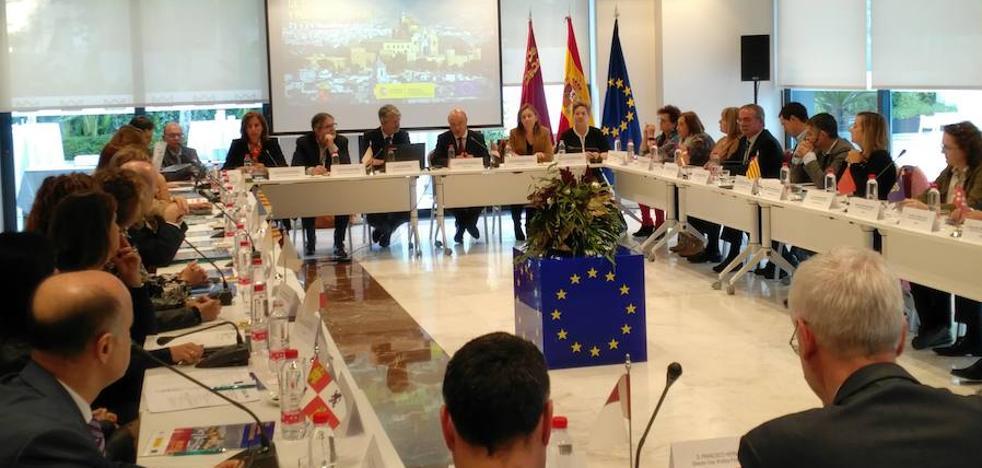 La Región recibirá 86,5 millones de la UE para la implantación de TICs