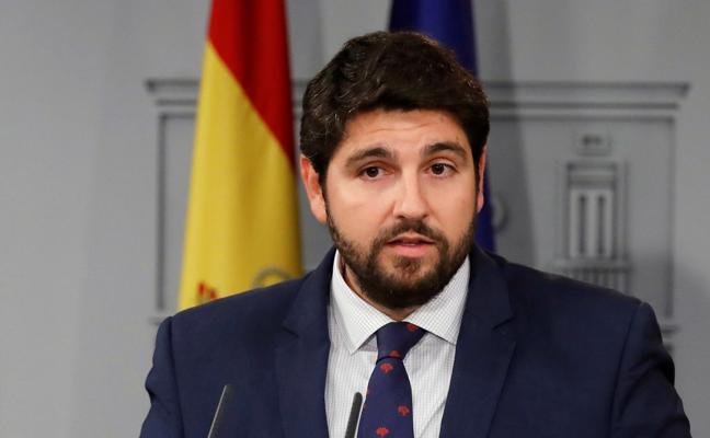 López Miras urge a Rajoy a aprobar cuanto antes la nueva financiación
