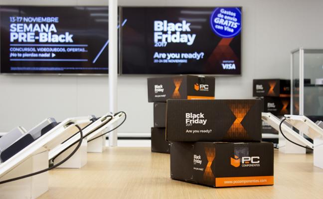 El mejor Black Friday en PcComponentes