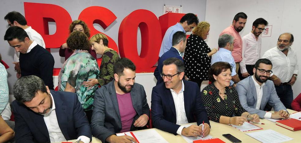 El PSOE pide al Gobierno regional «lealtad institucional e igualdad de trato» en los ayuntamientos