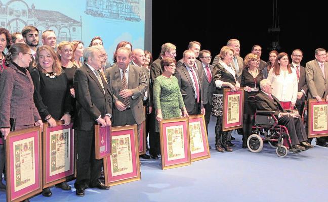El alcalde reclama unidad para afrontar los «proyectos estratégicos» de la nueva Lorca