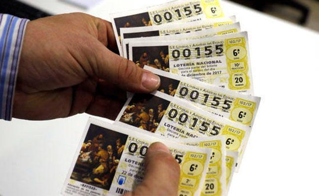 La posibilidad de que el 155 o el 1-O sean El Gordo del Sorteo de la Lotería de Navidad este año es de 1 entre 100.000