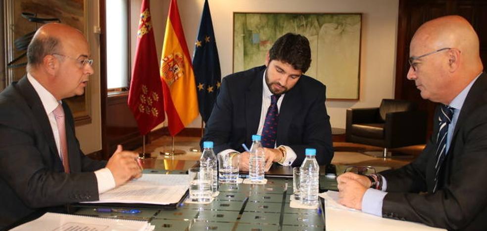 López Miras: «El cupo vasco es rotundamente injusto»