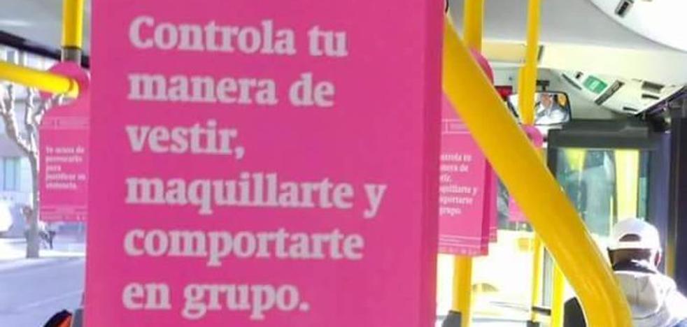 Retirado un polémico mensaje para concienciar contra la violencia de género en Murcia