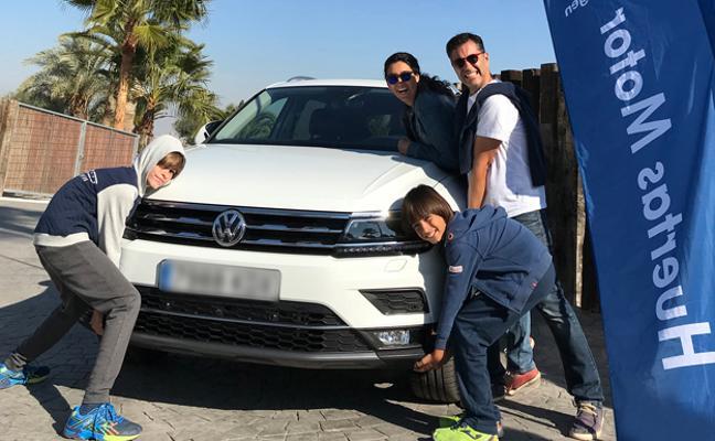 El Volkswagen Tiguan Allspace llega al en el Rin Ran