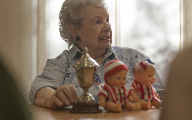 Conversaciones de fútbol contra el Alzhéimer