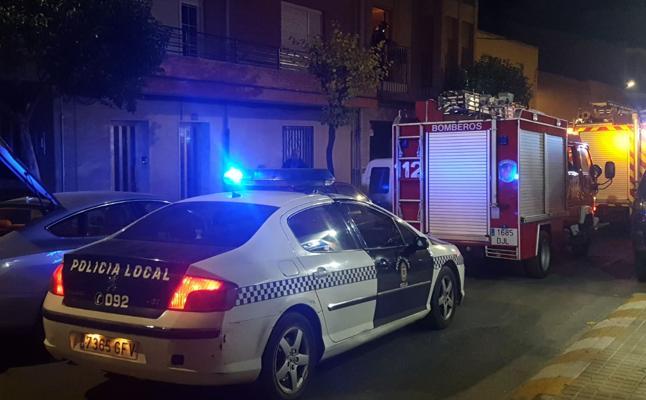 Cinco miembros de una familia resultan intoxicados en Yecla con los gases de un calentador