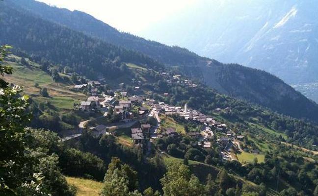 Un pueblo de los Alpes paga 60.000 euros al que se mude allí