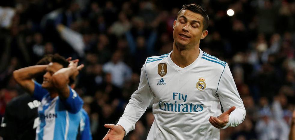 El Real Madrid sufre para mantenerse vivo