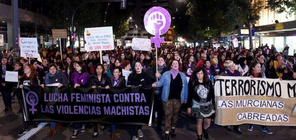 Un grito unánime contra la violencia de género