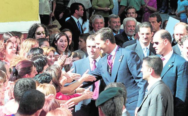 La visita de los Reyes de España corona un intenso Año Jubilar