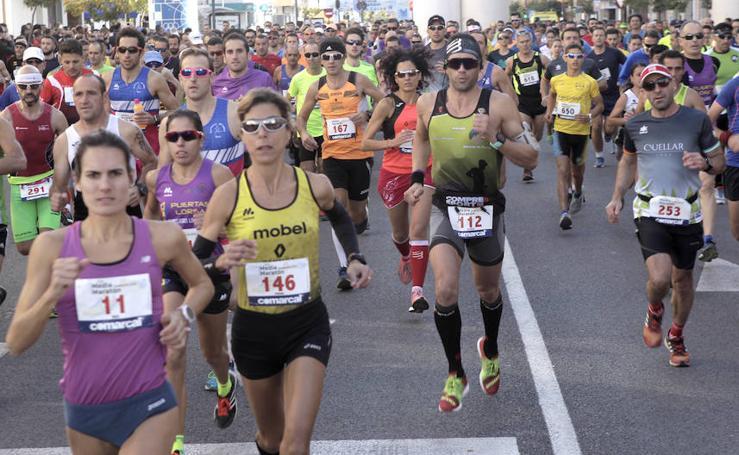 Andrés Mico y Neus Mas triunfan en la Ciudad del Sol