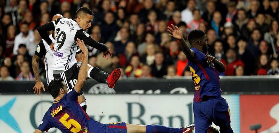 El Barça evita su primer borrón de la Liga
