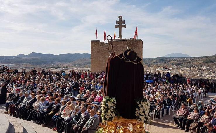 Peregrinación de la Hermandad de Romeros de San Ginés