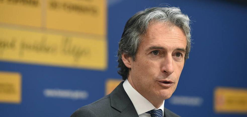 Castejón exige a De la Serna garantías de sus planes para la llegada del AVE desde Murcia