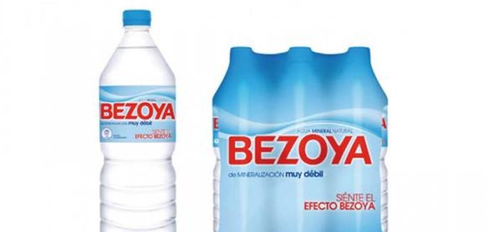 El agua Bezoya escasea por la sequía en España