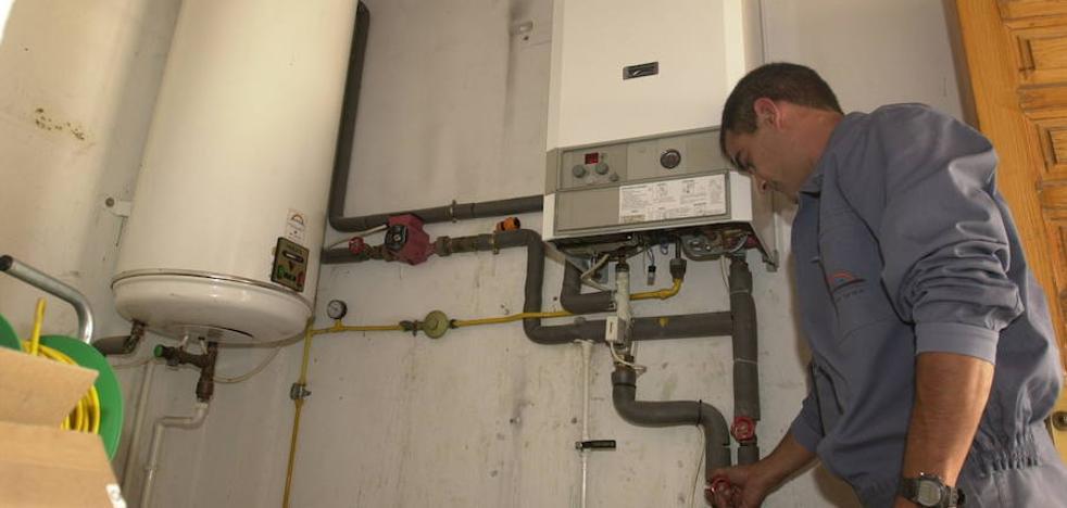 Ayudas de hasta 600 euros para renovar la caldera en los hogares de la Región