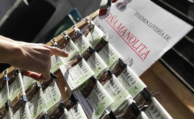 Loterías aclara a los agraciados cuestiones para cobrar sus premios