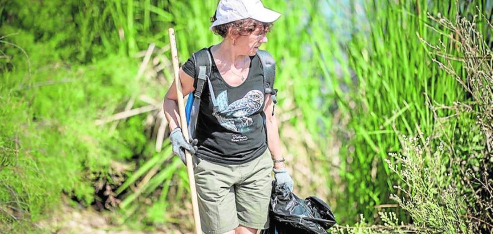 'Libera' apuesta por la ciencia ciudadana para luchar contra el abandono de basuras