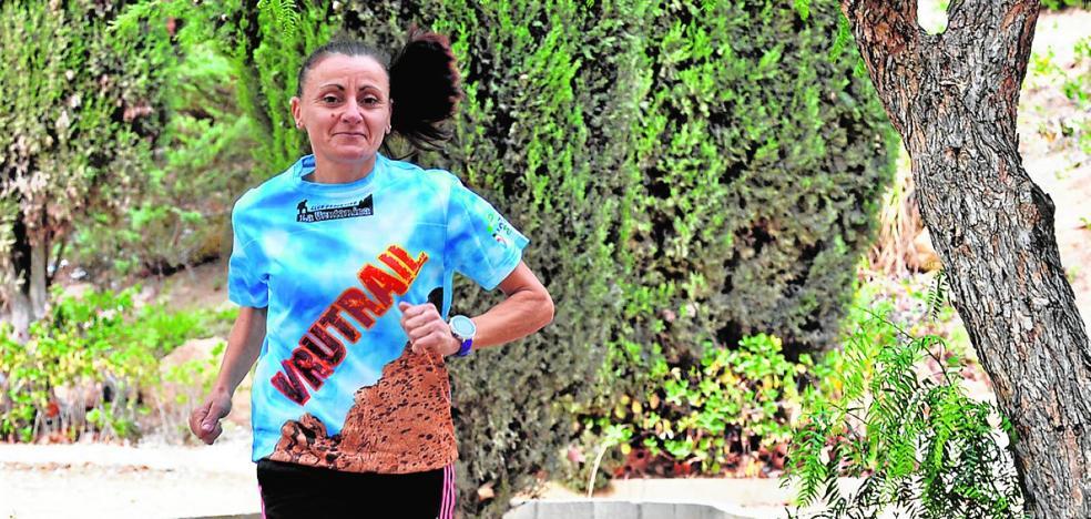 Lourdes, una campeona entre olivos