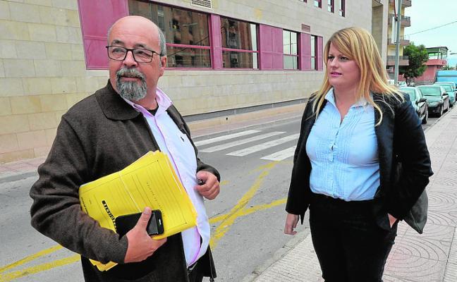El juez suspende el interrogatorio a la alcaldesa y a García