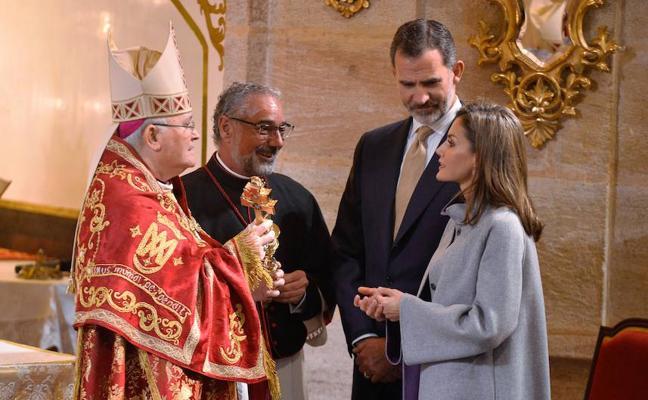 Directo   Los Reyes visitan Caravaca por el Año Jubilar