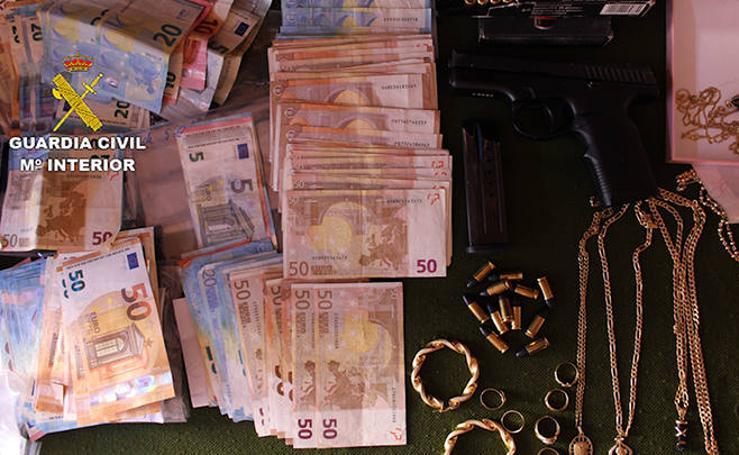 Doce detenidos en Águilas por tráfico de droga