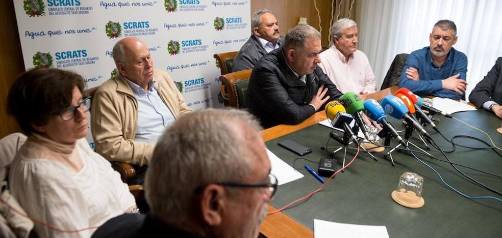 El Círculo del Agua pide a los alcaldes que lleven el bastón de mando a las manifestaciones