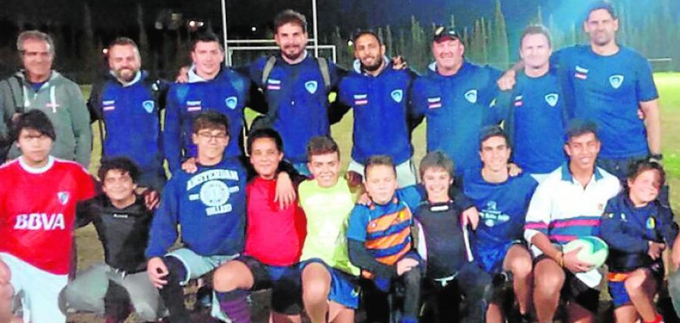 Las Torres de Cotillas se vuelca con el rugby