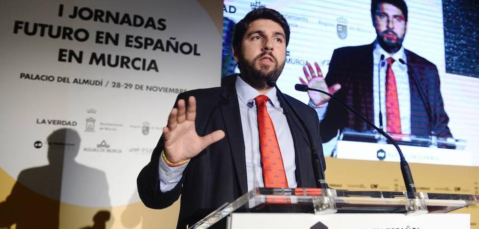 Miras: «Con el 3% del agua de España producimos el 20% de las frutas y hortalizas»