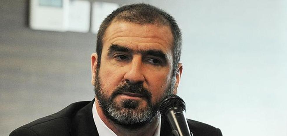 Cantona, imputado por tratar de racista a Deschamps