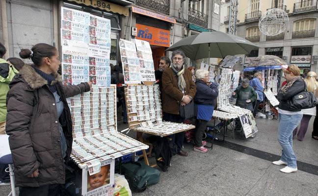 Los loteros de Sol se quejan de falta de seguridad con las nuevas medidas