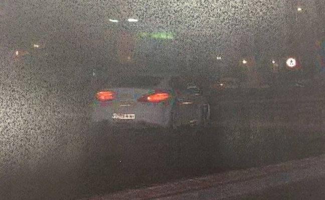 'Cazado' a 127 km/h en la avenida Juan Carlos I de Murcia