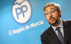 El PP critica que «la agenda política del PSOE regional la siga marcando Óscar Urralburu»