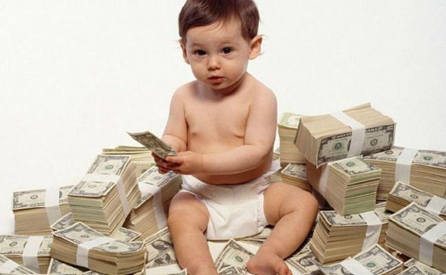El precio de tener un hijo