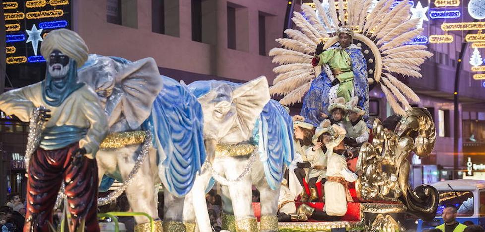 Las localidades para la Cabalgata de Reyes en Murcia se podrán comprar a partir de este domingo